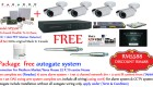 (ALL IN ONE) SECURITY SYSTEM OFFER, GUARANTY DISCOUNT RM288