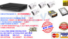 DIY KITS (PACKAGE G) 4 CHANNEL@1080P@2.4 MEGAPIXELS