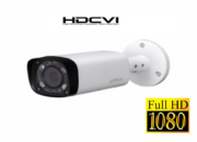 HDCVI 2MP IR Motorized Camera 2.7 – 12MM